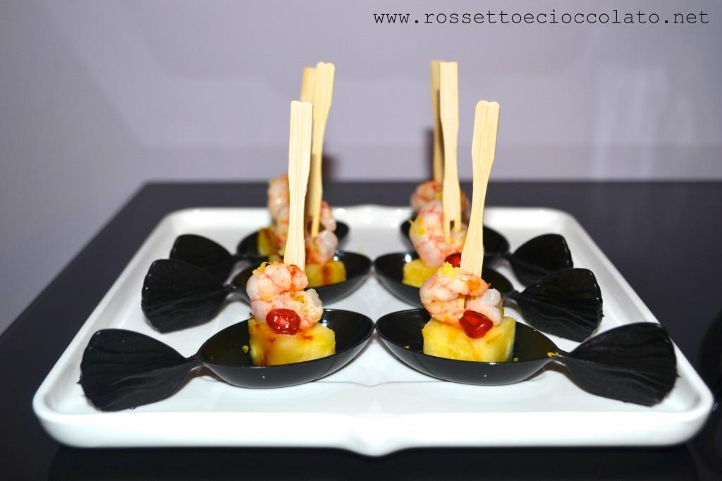 ananas gamberi