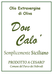 Olio Don Calo'