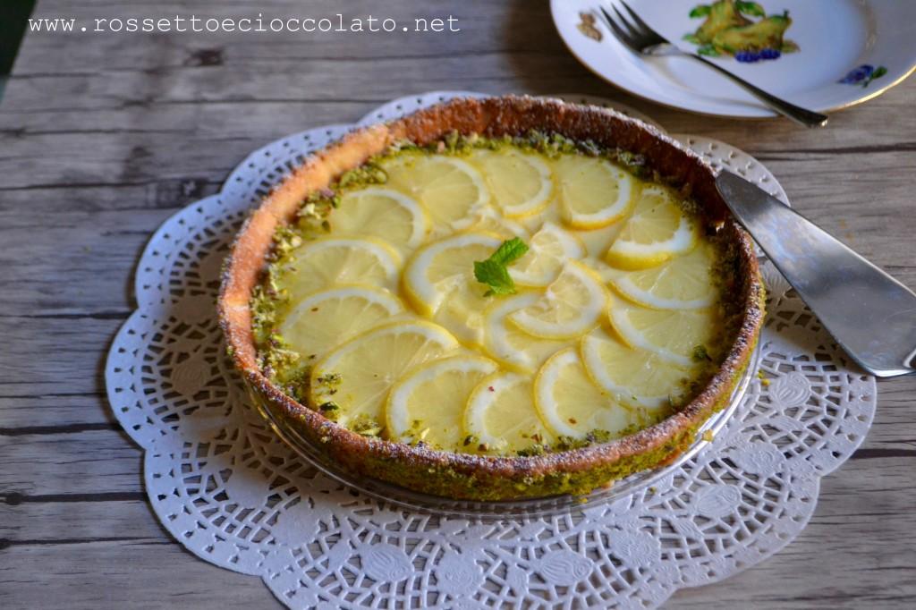 1 crostata al limone