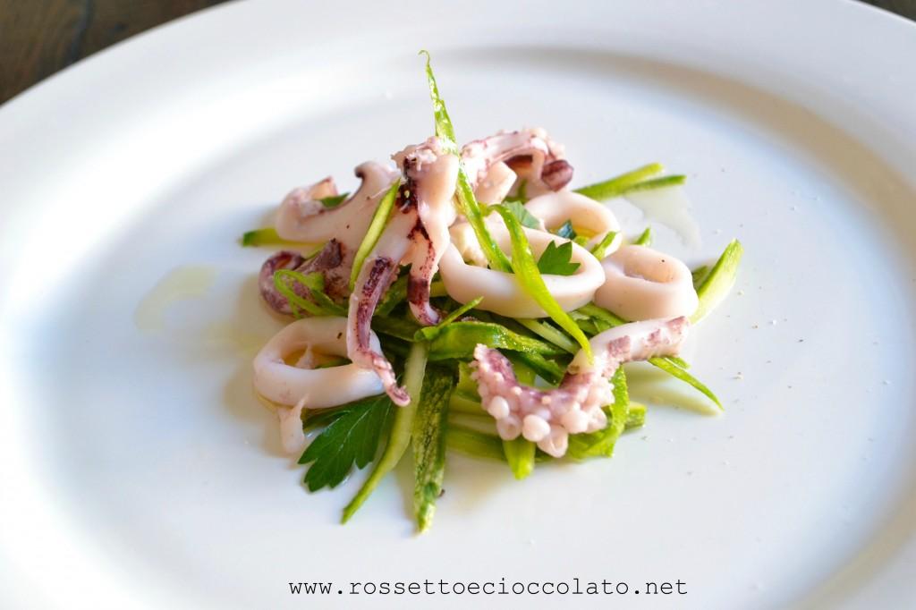 2 insalata calamari zucchine