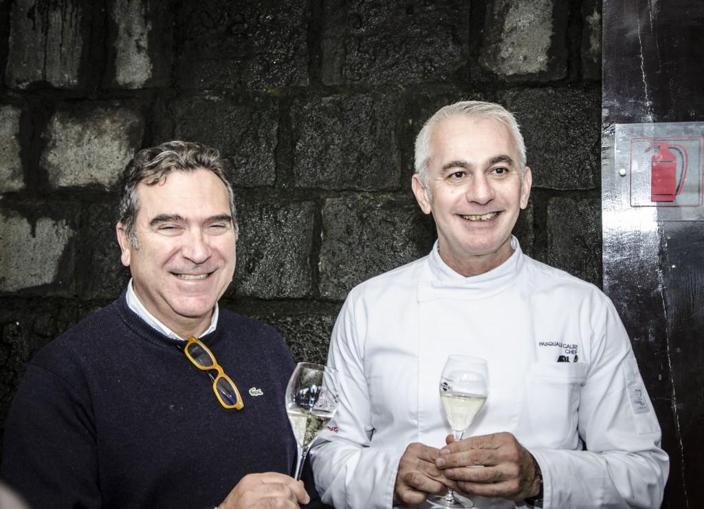 Ivo Blandina e Pasquale Caliri