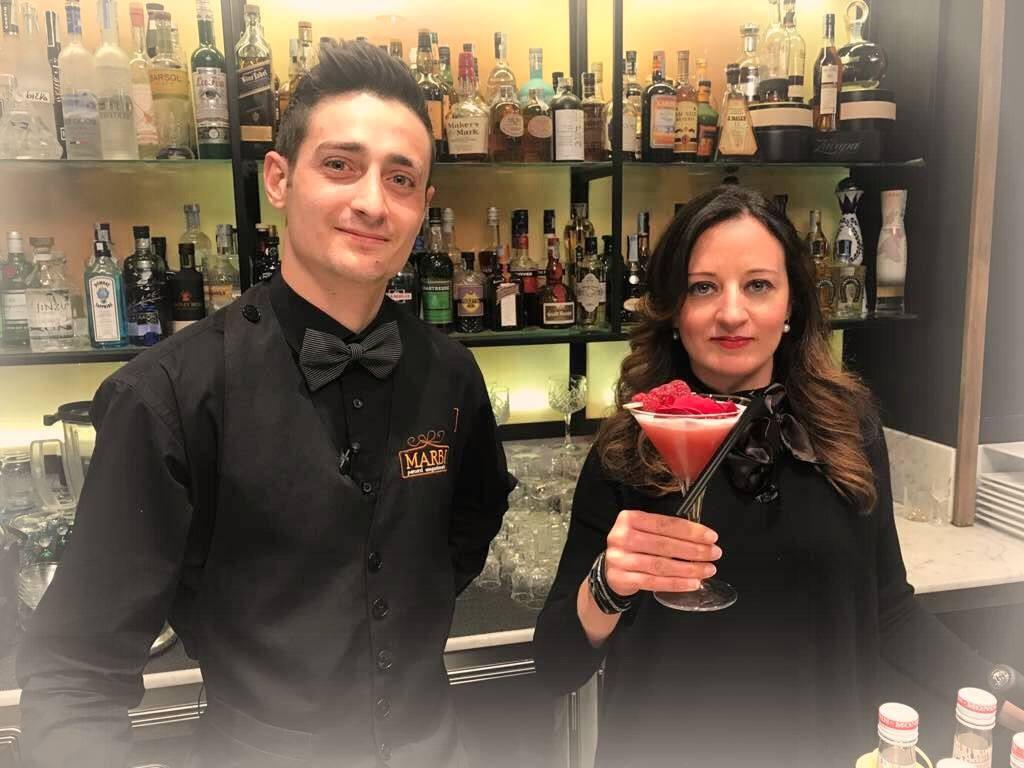 Col bartender Vlad Tcaci