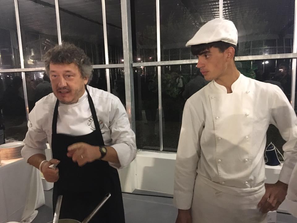 Lo Chef Flavio Costa
